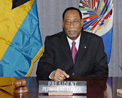 Former Bahamian Ambassador to the US owes a women money and he has failed to pay dispite an order by the courts. BP Keeping them honest!