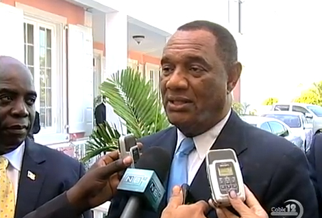 Prime Minister Rt. Hon Perry Christie's armor is tested and has proven to be good for the Bahamas and all Bahamians...