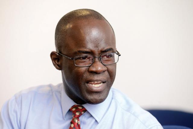 FNM Chairman Darron Cash...