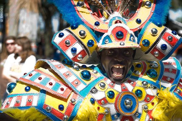 bahamas-samurai-junkanoo-festival