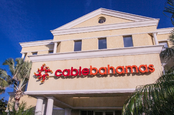 Cable Bahamas head offices.