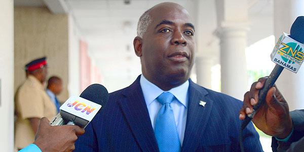 Deputy Prime Minister Hon. Philip Brave Davis