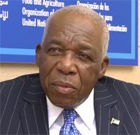 Ambassador Godfrey Eneas
