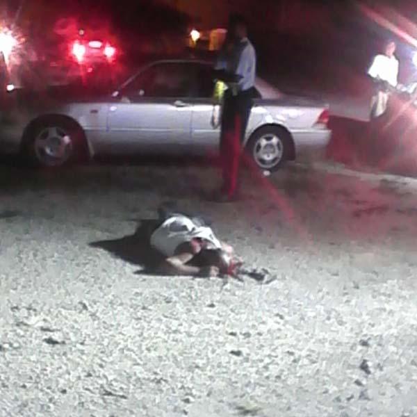 Victim shot multiple times following argument.