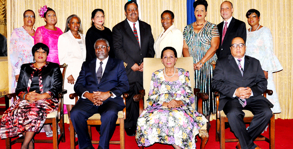 Office of the Judiciary Recognition of Long Service Awards