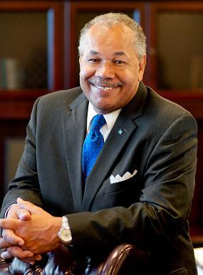 Rodney D. Smith, Ed.D President, The College of The Bahamas