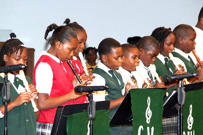 Combined School Recorder Ensemble