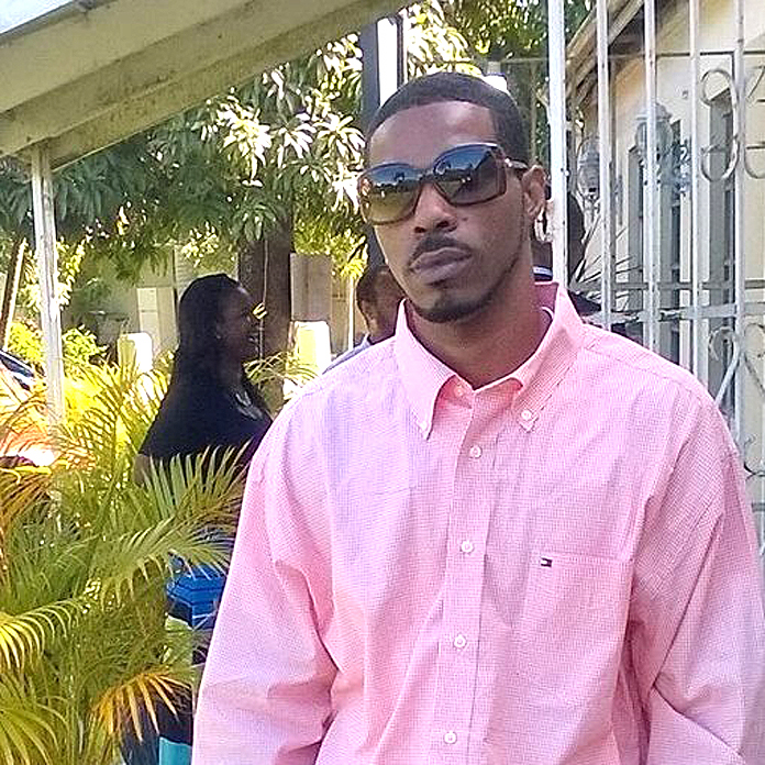 Jacob Woodside of Dan Nottage is the country's first homicide victim following incident in Kemp Road!