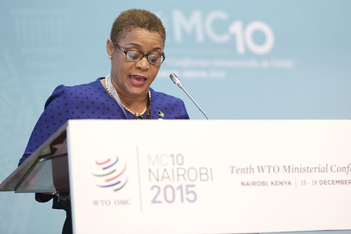 Minister Hope Stranchan