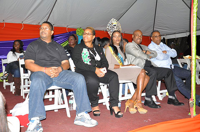 Minister for Grand Bahama, the Hon. Dr. Michael Darville, officially opened the 17th annual City of Freeport Council's Junior Junkanoo Parade in Freeport on Saturday. The event, which was originally scheduled for January 23 but due to inclement weather was postponed, had 27 participants from Grand Bahama and Bimini and the parade for the first time was free for spectators. Photos capture some of the fervour.