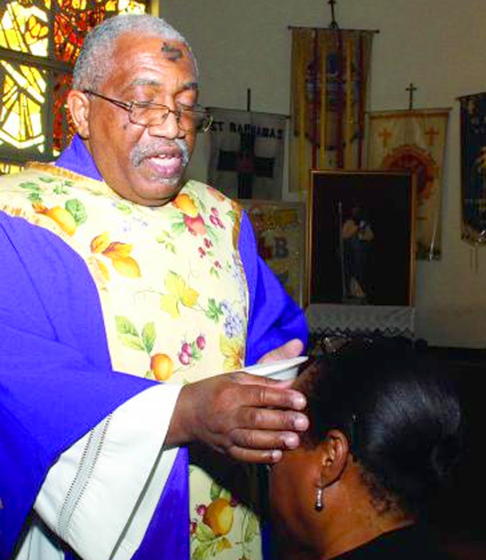 Canon Basil Tynes could become the new Archdeacon in the Anglican Church