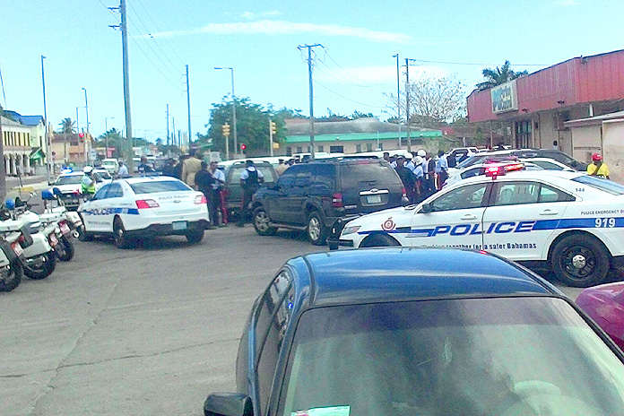 Man found dead in his vehicle parked inside a local foodstore.