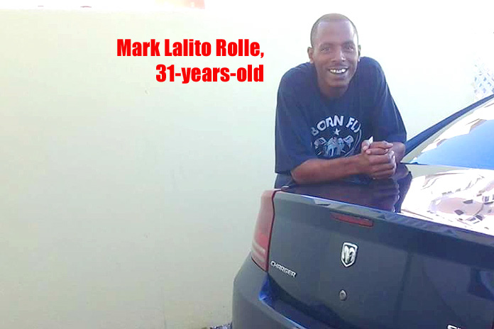 31-year-old Mark Lalito Rolle, monitored electronically and released on bail for rape is the victim.