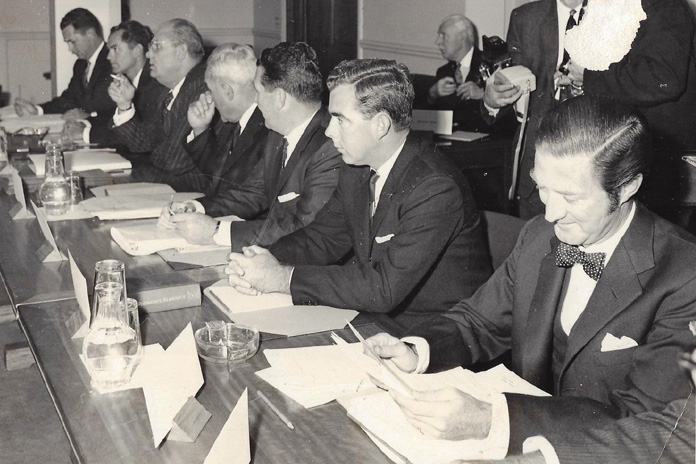 The Old Regime - The United Bahamian Party at the 1963 Constitutional Conference