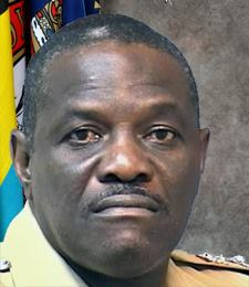 Reserve Superintendent of Police Kevin Johnson