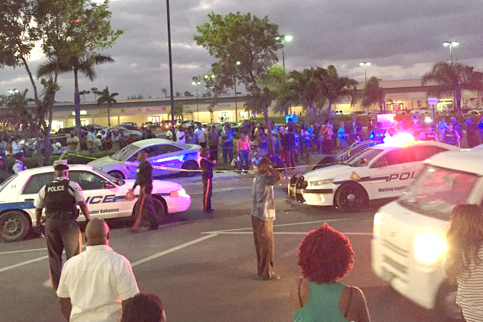 Police intercepting that suspect last evening at Southwest Plaza.