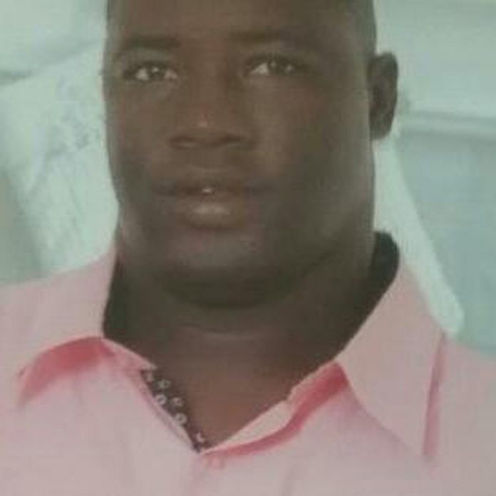 Paul Pablo Newchurch gunned down on Kemp Road this morning.