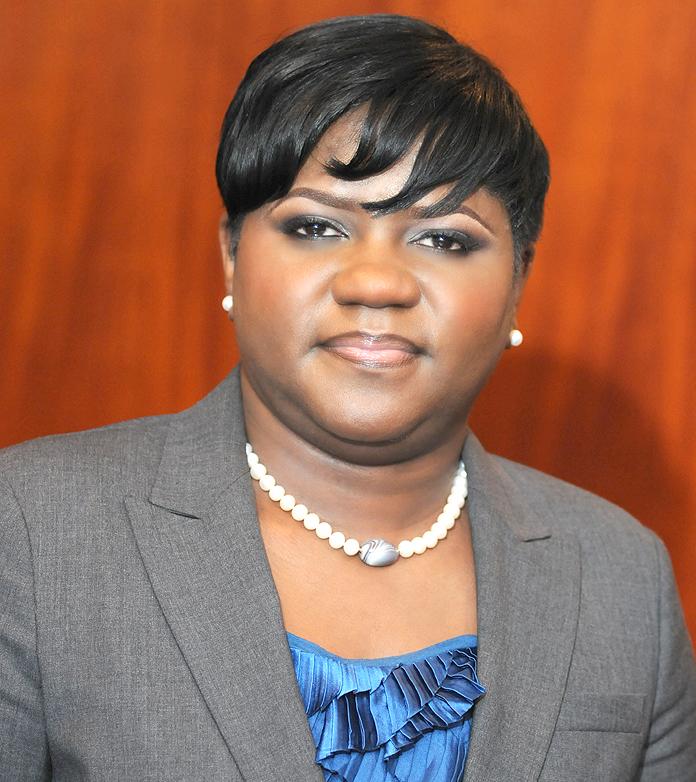 Mrs. Renee Davis - Acting Managing Director