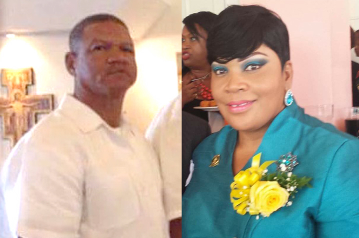 Victims in that carbon monoxide poising this morning Brady Simms Sr. and wife Princess Penn-Simms.