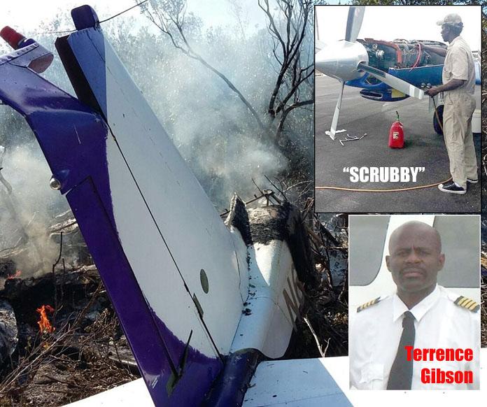 More updates on that Bimini Plane Crash...
