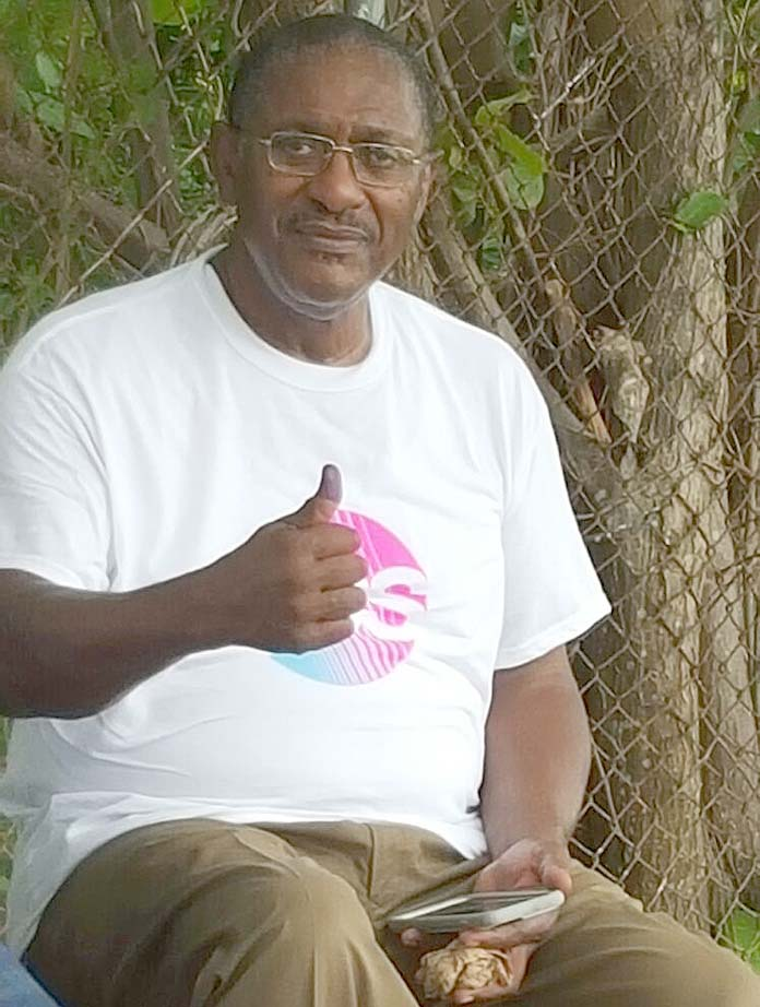 PLP Chairman Bradley B. Roberts.