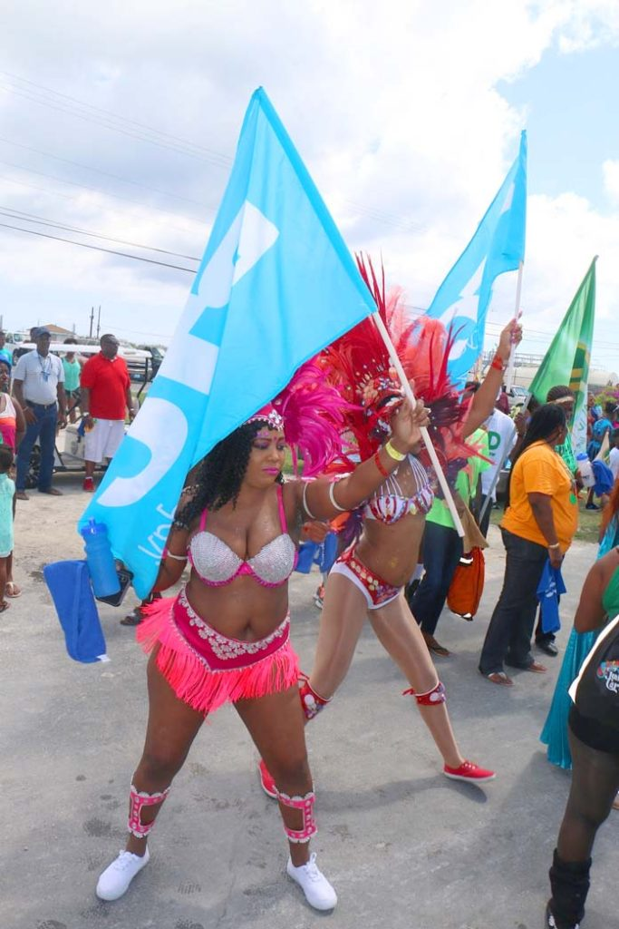 BTC Inagua Carnival Road Fever.