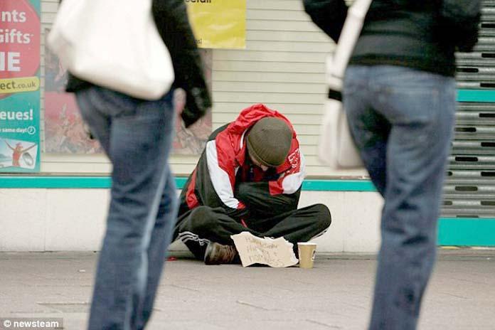 begging-
