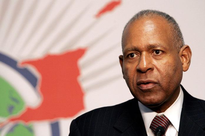 Former Prime Minister of Trinidad and Tabago Patrick Manning
