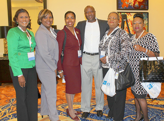 BTC Team Members at CANTO's Annual Conference in 2015.