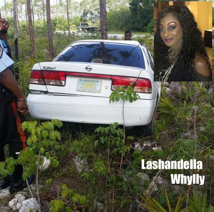 Another traffic fatality on Grand Bahama Tuesday morning... Victim is 31-year-old Lashandella Whylly.