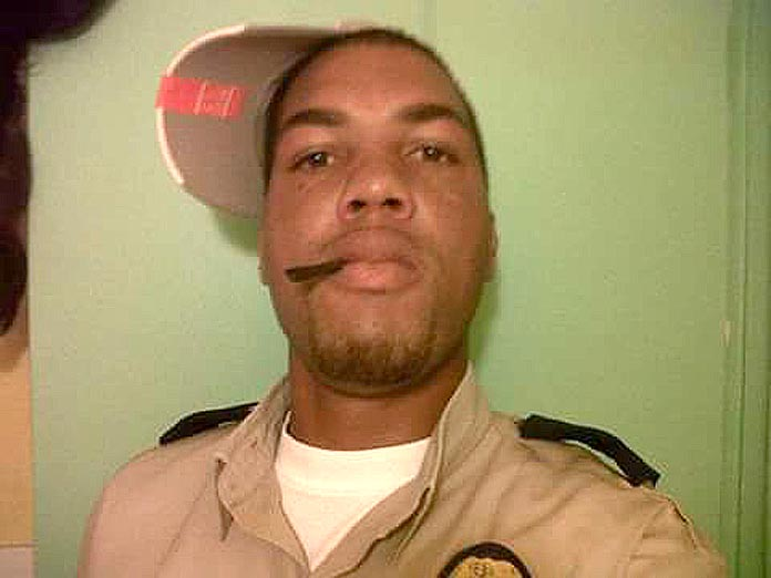 Jamal Pinder son of BCPOU President John Pinder is gunned down in home.
