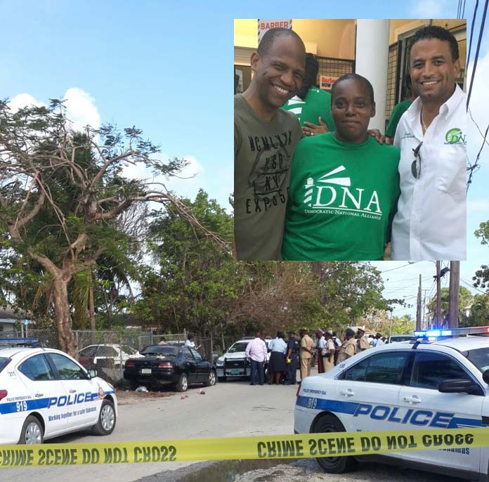 DNA General Shotup this morning in Nassau Village. Why has all this violence surfaced following Hurricane Matthew?