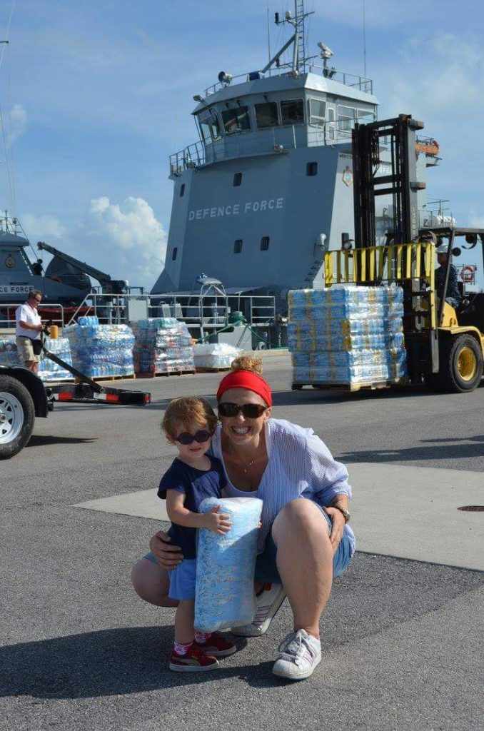 Kind friends out of Key West lend support to the Bahamas.
