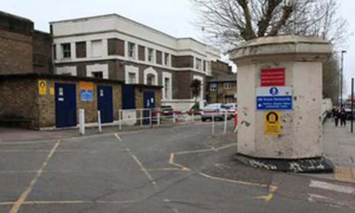 Pentonville prison was singled out by the former justice secretary Michael Gove as 'the most dramatic example of failure'. Photograph: Jonathan Brady/PA