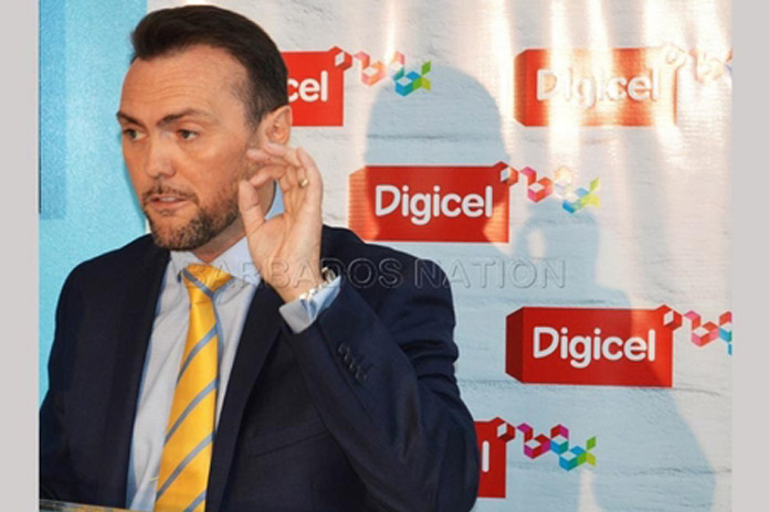 Former Digicel CEO John Ingel is the latest to come to Bahamians on behalf of NewCo Aliv.