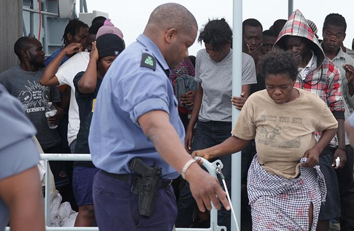 haitian migrants apprehended in eleuthera bahamaspress